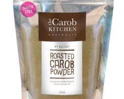 The Carob Kitchen - Roasted Carob Powder (200g)