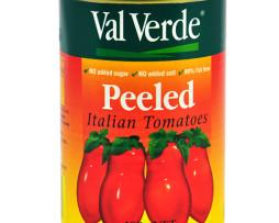 Val Verde Peeled Italian Tomatoes (400g)
