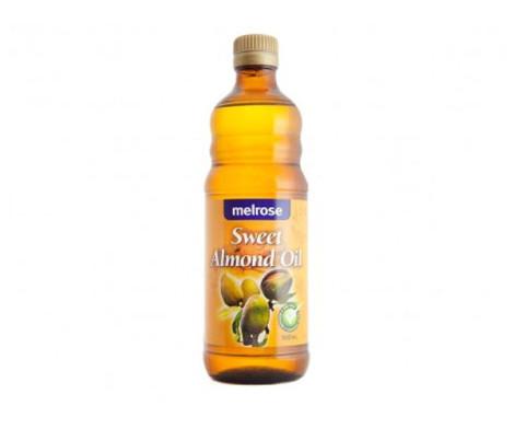 Almond Oil - Sweet; Melrose (500ml)
