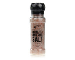 Grinder - Himalayan Natural Pink Rock Salt (200g)