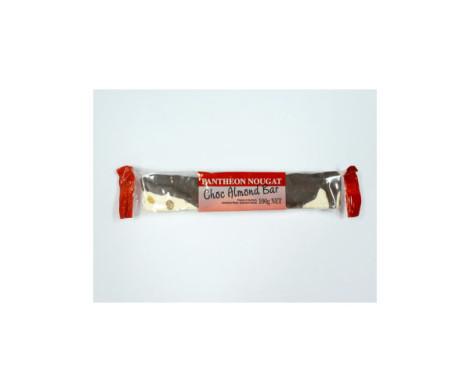Pantheon Nougat Bars - Choc Almond (100g)