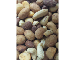 chilli mixed nuts